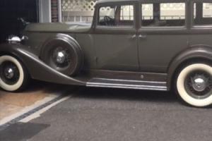 1933 Packard Super 8 model 1003