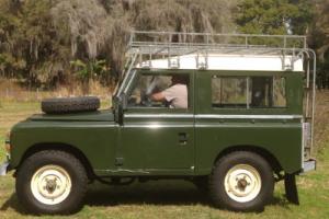 1974 Land Rover Range Rover Military Photo