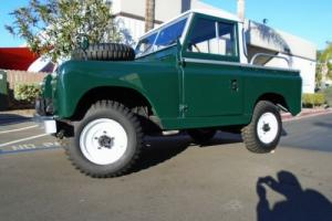 1967 Land Rover Defender