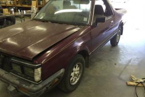 1986 Subaru Other