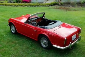 1966 Triumph Other TR4-A Photo