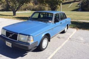 1989 Volvo 240