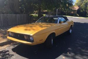 1973 Ford Mustang 351 Cleveland V-8