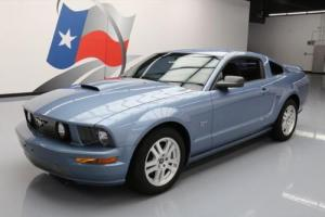 2007 Ford Mustang GT DELUXE COUPE AUTO CRUISE CTRL