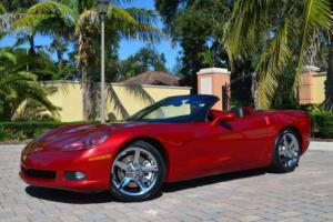 2008 Chevrolet Corvette 2dr Convertible W/3LT and Z51 Packages