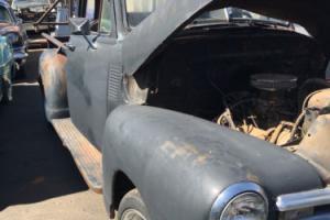 1952 Chevrolet Other Pickups PK