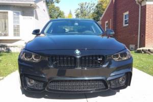 2013 BMW 3-Series 335I SEDAN M SPORT LINE SUNROOF NAV HUD