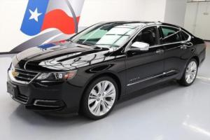 2015 Chevrolet Impala LTZ 2LZ LEATHER PANO SUNROOF NAV