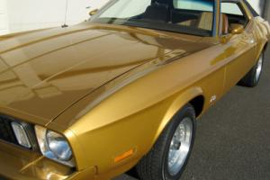 1973 Ford Mustang Grande