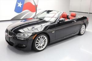 2013 BMW 3-Series 328I HARD TOP CONVERTIBLE M-SPORT AUTO