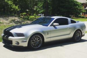 2010 Ford Mustang GT500 Coupe