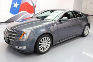 2011 Cadillac CTS 3.6L PERFORMANCE COUPE REAR CAM Photo