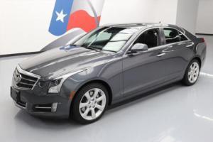 2013 Cadillac ATS 3.6L PERFORMANCE SUNROOF NAV