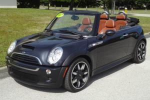 2007 Mini Cooper Cooper S SIDEWALK EDITION!