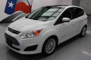 2015 Ford C-Max SE HATCHBACK HYBRID PANO SUNROOF
