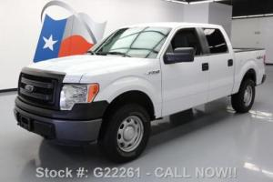 2014 Ford F-150 XL 5.0L SUPERCREW 4X4 6-PASS