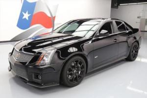 2012 Cadillac CTS -V RECARO LEATHER PANO ROOF NAV