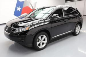 2010 Lexus RX AWD SUNROOF REAR CAM CLIMATE SEATS