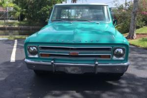 1967 Chevrolet C-10 C-10