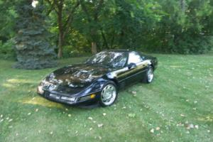 1991 Chevrolet Corvette ZR1 Photo