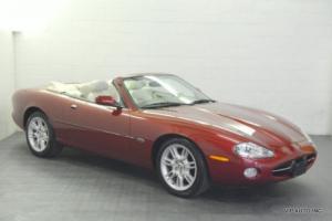 2002 Jaguar XK 2dr Convertible XK8