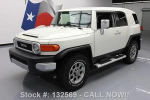 2012 Toyota FJ Cruiser 4X4 AUTOMATIC SIDE STEPS