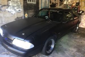 1990 Ford Mustang LX/ some saleen parts