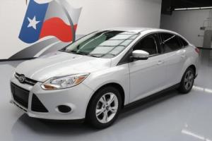 2013 Ford Focus SE SEDAN 5SPD CD AUDIO ALLOY WHEELS