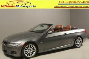 "2013 BMW 3-Series 2013 328i CONVERTIBLE M-SPORT NAV PREM LEATHER 18"""