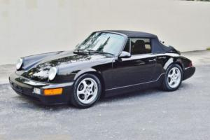 1992 Porsche 911 HARD TO FIND WITH LOW LOW MILES!!!