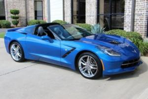 2015 Chevrolet Corvette Stingray 3LT Z51 Coupe Photo