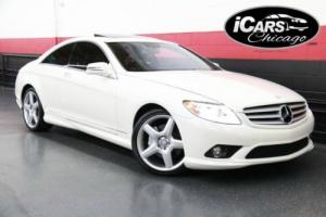 2010 Mercedes-Benz CL-Class AMG Sport 4-Matic Sport 2dr Coupe