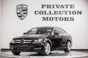 2013 Mercedes-Benz C-Class Photo