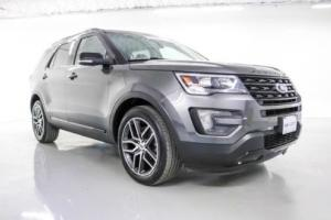2016 Ford Explorer Sport Photo