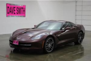 2016 Chevrolet Corvette 2dr Stingray Z51 Cpe w/2LT