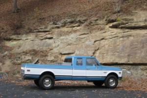 1970 Chevrolet C/K Pickup 2500