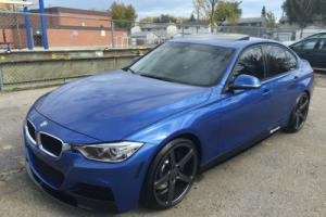 2013 BMW 3-Series 335i M