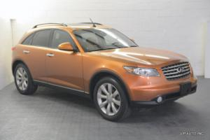 2003 Infiniti FX AWD w/Options