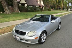 2003 Mercedes-Benz SLK-Class SLK 320 Photo