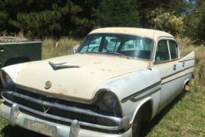 CHRYSLER ROYAL AP2 1959 LOVELY ORIGINAL CAR GETTING RARE TO FIND FOR RESTORATION