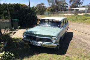 Eh holden station wagon 1964