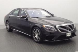 2014 Mercedes-Benz S-Class S63 AMG 4MATIC Photo