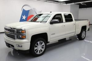 2014 Chevrolet Silverado 1500 SILVERADO HIGH COUNTRY CREW 4X4 NAV 20'S