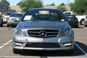 2014 Mercedes-Benz C-Class 2dr Coupe C250 RWD