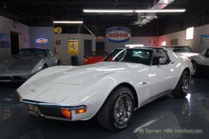 1972 Chevrolet Corvette Stingray #'s Match