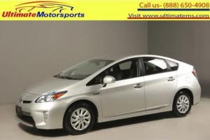 2013 Toyota Prius 2013 PLUG-IN+GASOLINE NAV REARCAM HEATSEAT 36K MLS