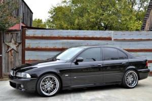 2000 BMW M5 M5 E39