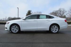 2016 Chevrolet Impala 4dr Sedan LT w/1LT