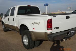 2001 Ford F-350 DUALLY