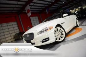 2013 Jaguar XJ XJL Portfolio